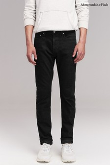 Abercrombie & Fitch Black Skinny Jeans
