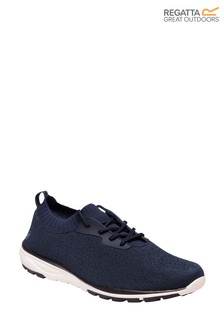 Regatta Marine Active Knit Mesh Trainers