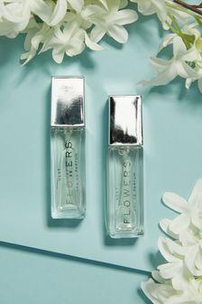 Set of 2 Flowers 10ml Eau De Parfum