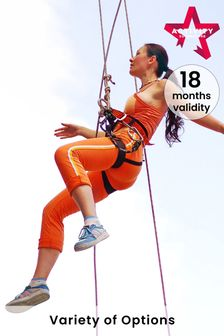 Adrenaline At Heights Day Out Gift Experience by Activity Superstore