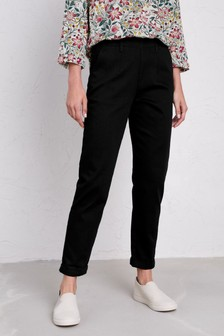 Seasalt Black Waterdance Trousers