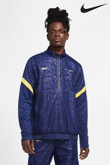 Nike Blue Tottenham Hotspur Track Jacket