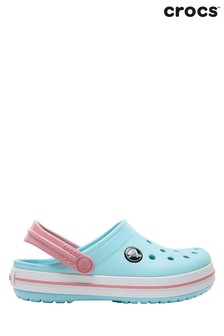 Crocs™ Light Blue Crocband Clog Sandals