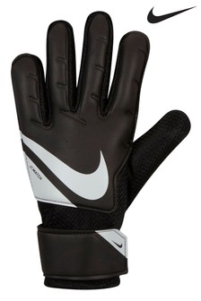 Nike Black Kids Goalkeeper Gloves