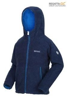 Regatta Blue Spyra Reversable Baffle Jacket