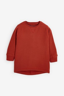 Long Sleeve Textured T-Shirt (3mths-7yrs)