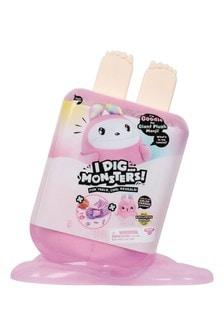 I Dig Monsters Jumbo Popsicle Pink