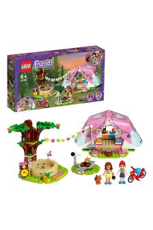 LEGO 41392 Friends Nature Glamping Outdoor Adventure Playset