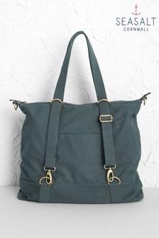 Seasalt Grey Idyllic Weekend Bag
