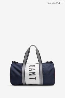 GANT Blue Colourblock Swim Bag