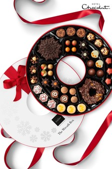 The Wreath Box by Hotel Chocolat