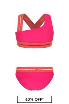 Molo Girls Pink Bikini