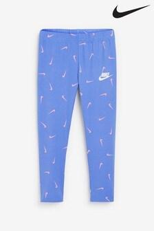 Nike Little Kids Swooshfetti Leggings
