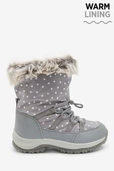 Waterproof Snow Boots (Older)