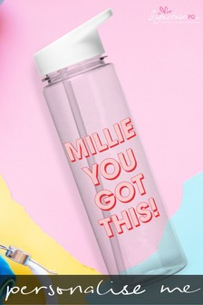 Personalised You Got This Water Bottle by Signature PG