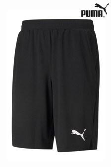 Puma Black Interlock Shorts