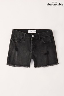 Abercrombie & Fitch Black Shorts