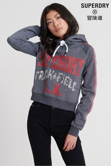 Superdry LA Track Boutique Hoody