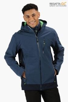 Regatta Wentwood III Waterproof And Breathable 3-In-1 Jacket
