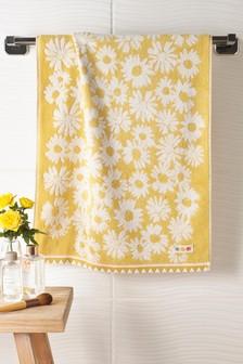 Floral Bloom Towel