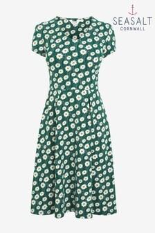 Seasalt Petite Green Pier View Dress