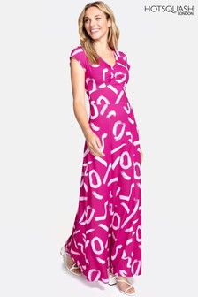 HotSquash Pink Gemma Dress