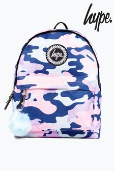 Hype. Evie Camo Backpack