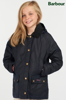 Barbour® Girls Beadnell Wax Jacket