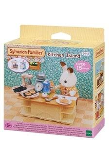 Sylvanian Families Kitchen Island