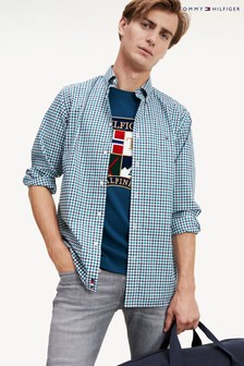 Tommy Hilfiger Flex Gingham Shirt