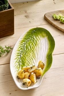 Lettuce Serving Platter