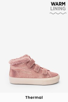 Thinsulate™ Lined High Tops