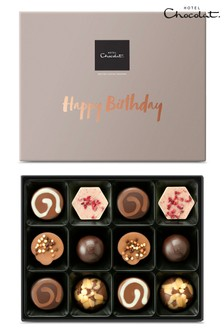 Hotel Chocolat Happy Birthday Box
