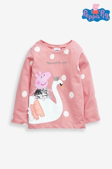 Peppa Pig™ Swan T-Shirt (9mths-7yrs)