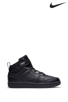 Nike Court Borough Mid Junior Trainers