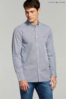 Tommy Hilfiger Slim Fit Geo Floral Print Shirt