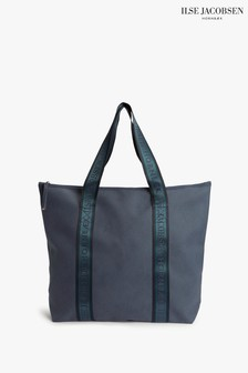 Ilse Jacobsen Hornbk Blue Shoulder Bag