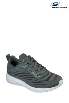 Skechers® Green Bobs Squad Tough Talk Trainers