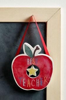 Thank You Teacher Hanging Decoration
