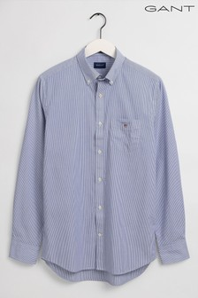 GANT Regular Broadcloth Banker Shirt