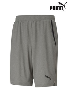Puma Grey Interlock Shorts