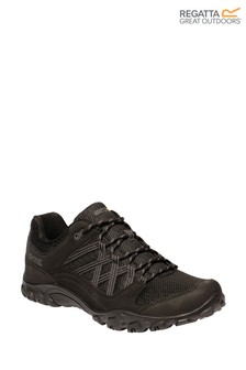 Regatta Black Edgepoint Iii Walking Shoes