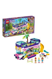 LEGO 41395 Friends Friendship Bus Toy With Swim Pool