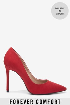 Womens Red Shoes | Red Court \u0026 Leather