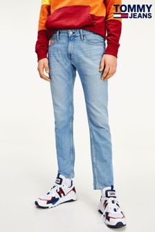 Tommy Jeans Blue Scanton Slim Recycled Jeans