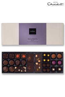 The Serious Dark Fix Sleekster by Hotel Chocolat