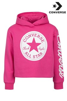 Converse All Star Older Girls Hoodie