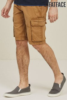 FatFace Khaki Breakyard Cargo Shorts