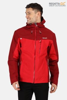 Regatta Red Birchdale Waterproof Jacket