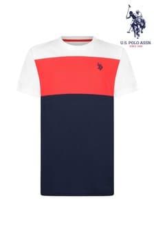 U.S. Polo Assn. Colourblock T-Shirt